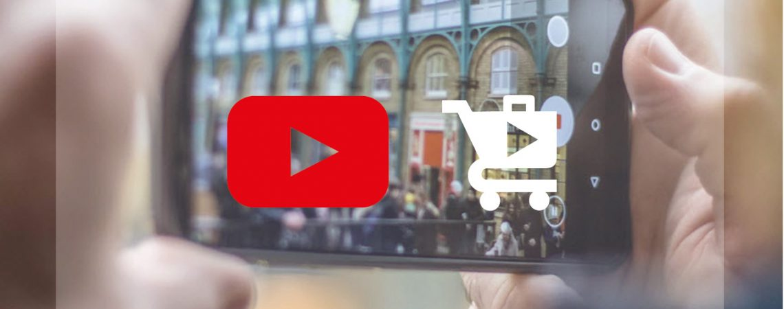 E-commerce su piattaforma YouTube