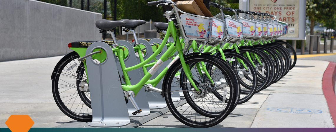 software bike sharing