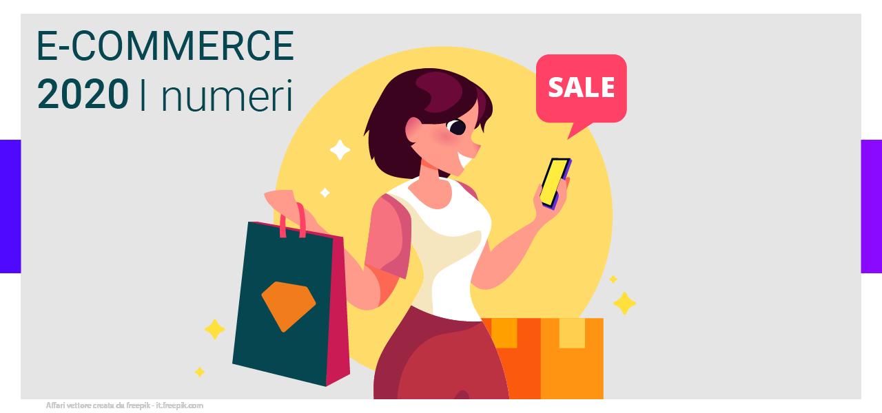 e-commerce andamento 2021
